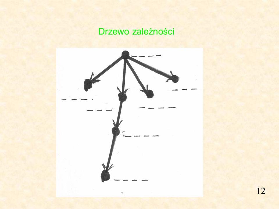 Drzewo zależności 12