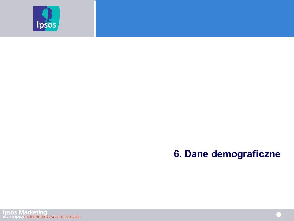 6. Dane demograficzne
