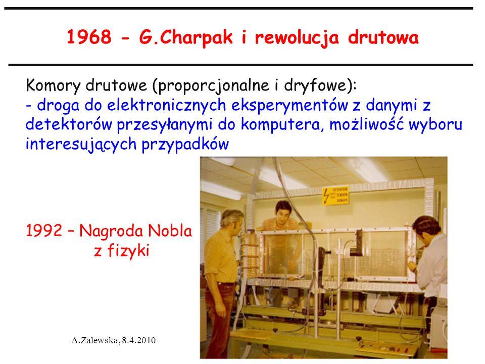1968 - G.Charpak i rewolucja drutowa