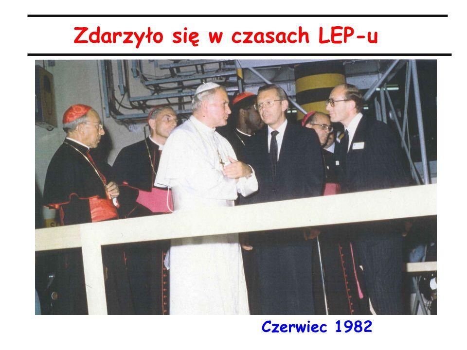 Zdarzyło się w czasach LEP-u