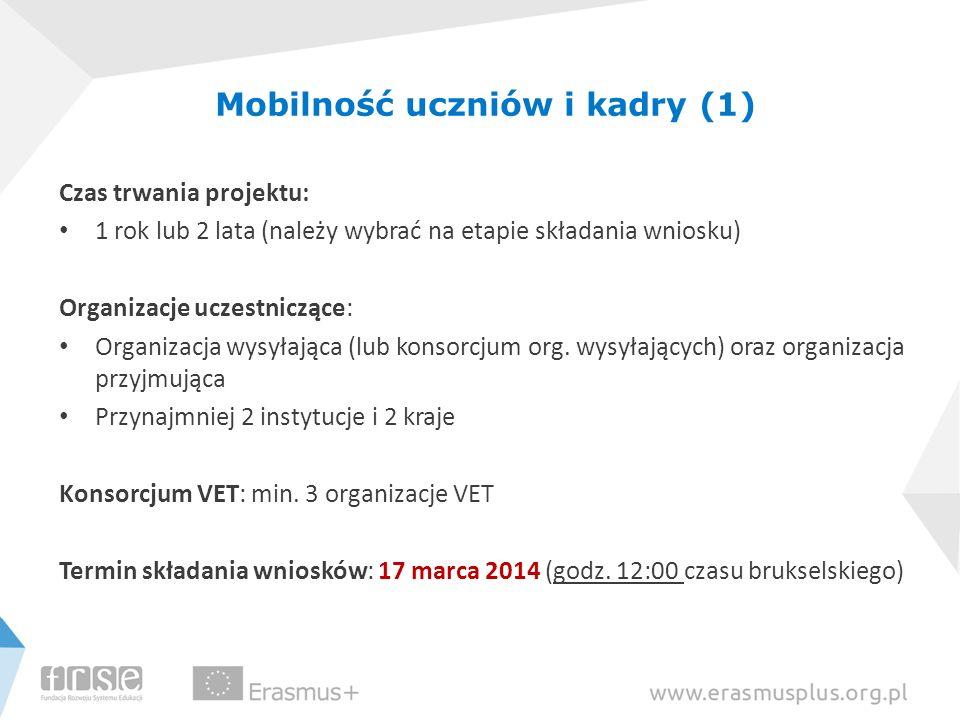 Mobilność uczniów i kadry (1)