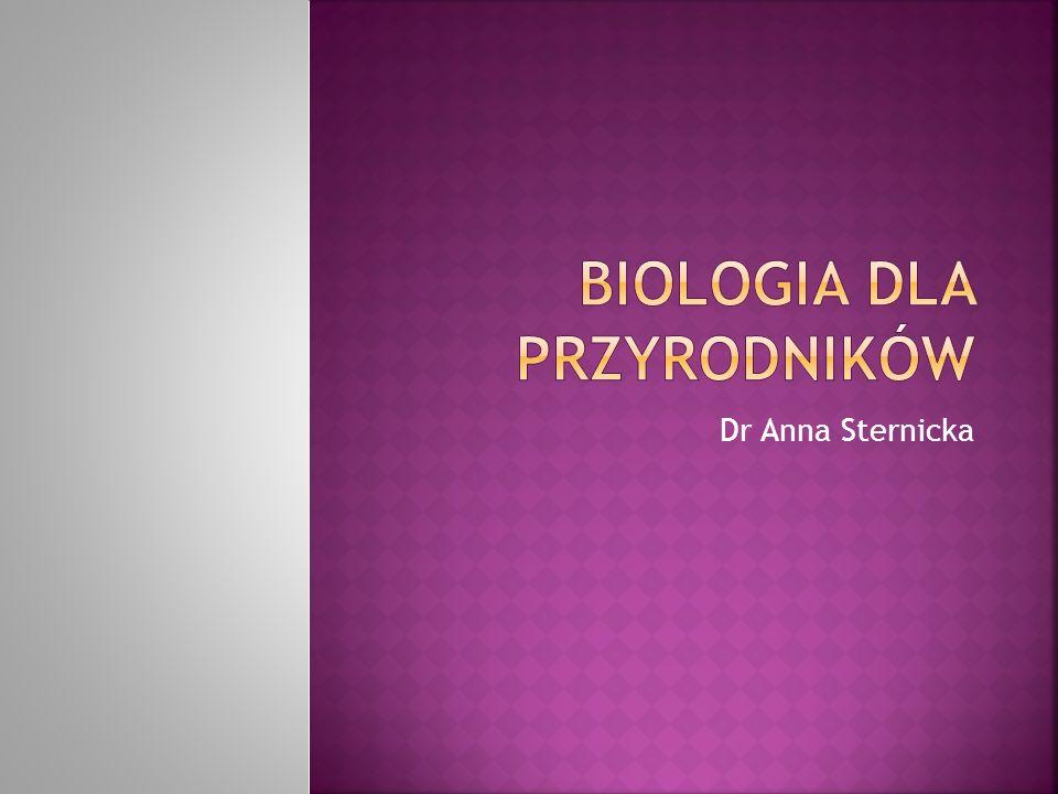 Biologia dla przyrodników