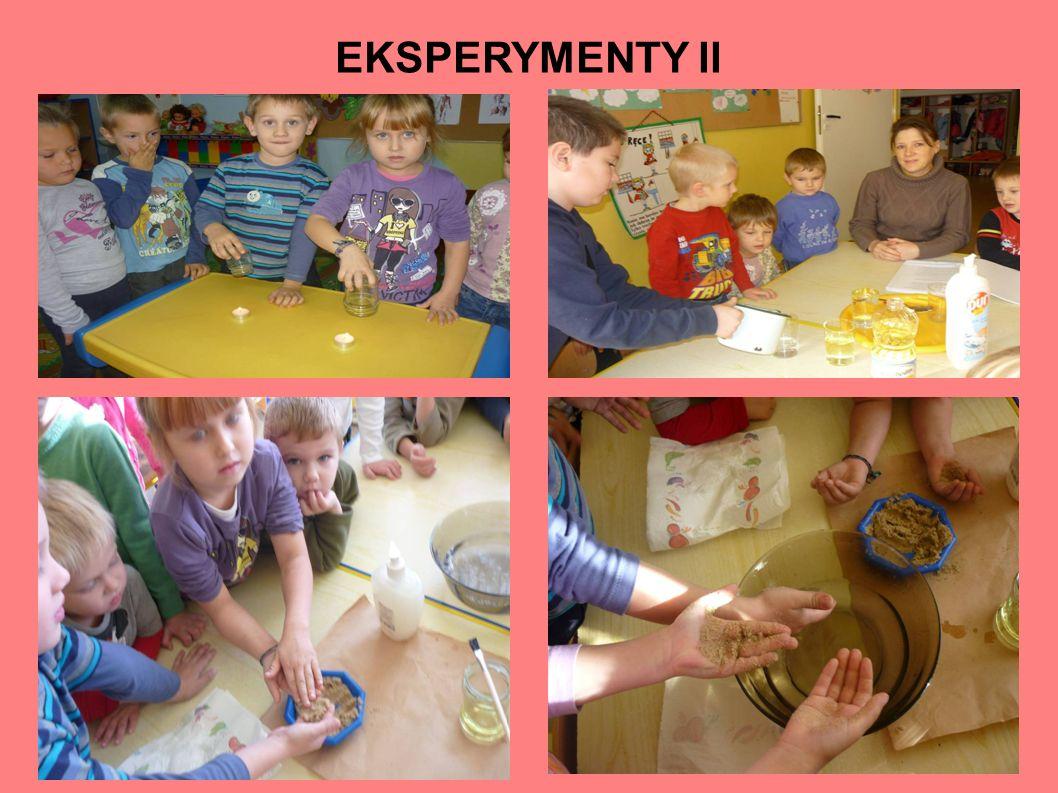EKSPERYMENTY II