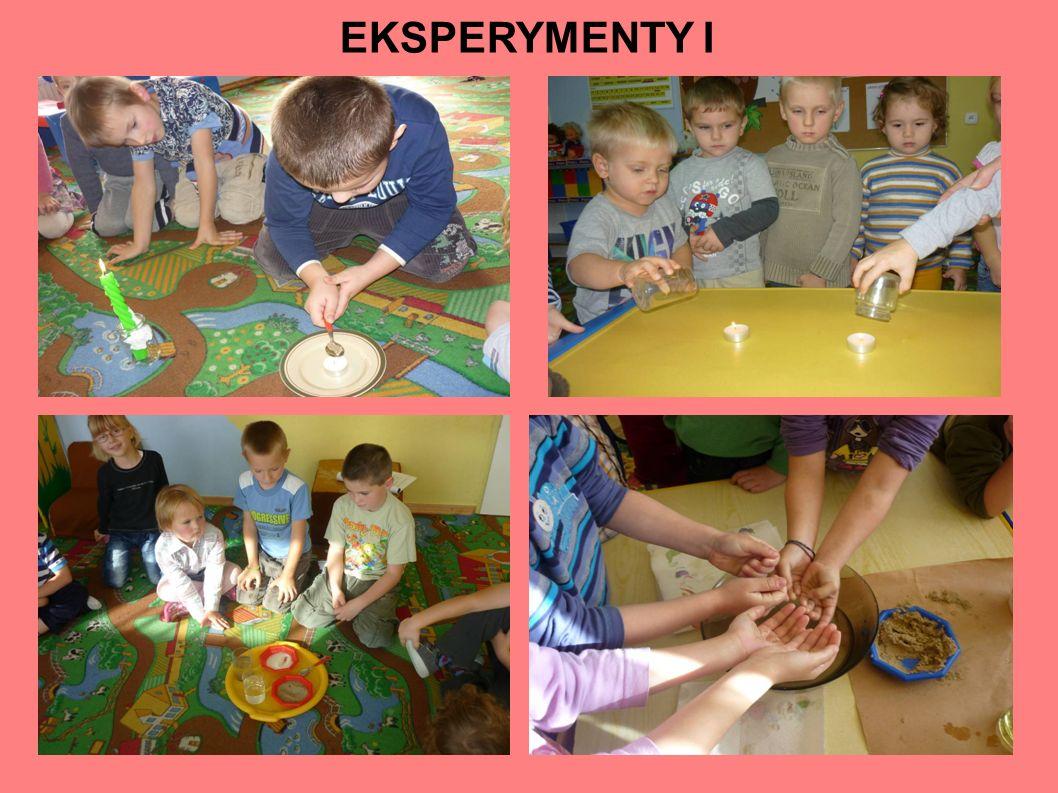 EKSPERYMENTY I