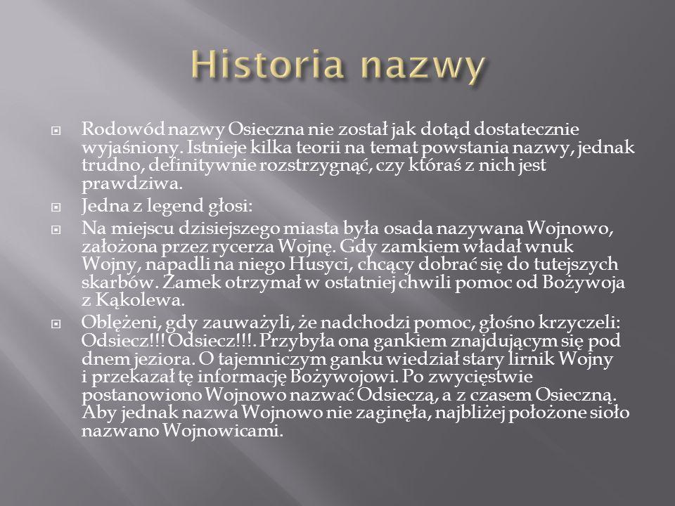 Historia nazwy