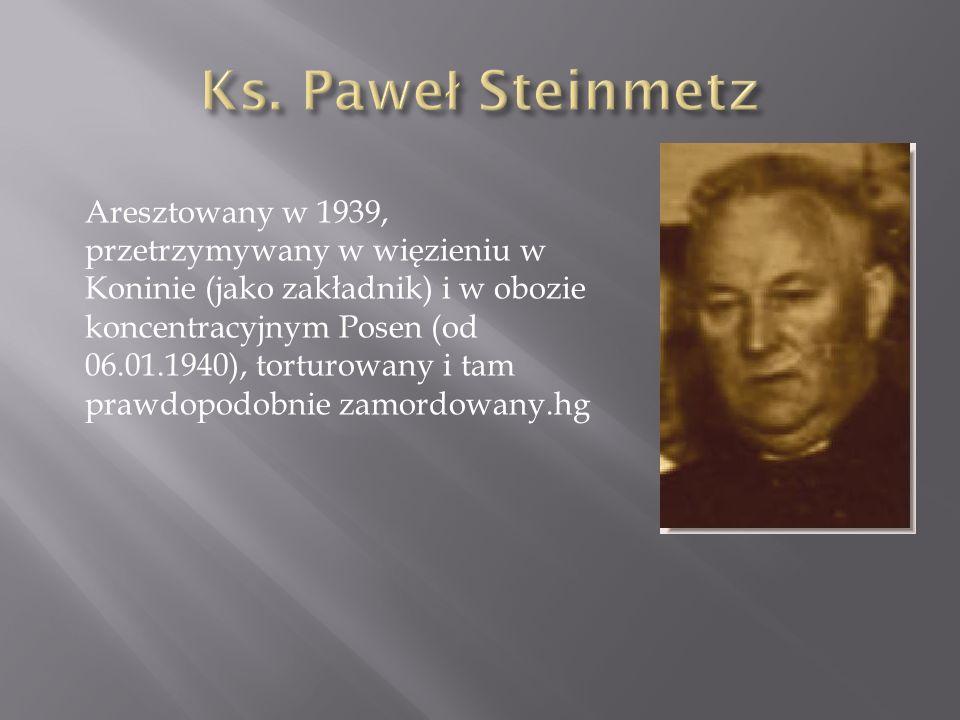 Ks. Paweł Steinmetz