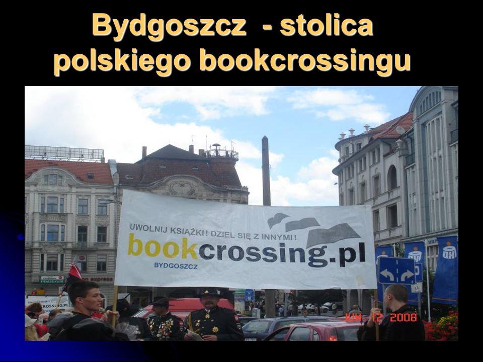 Bydgoszcz - stolica polskiego bookcrossingu
