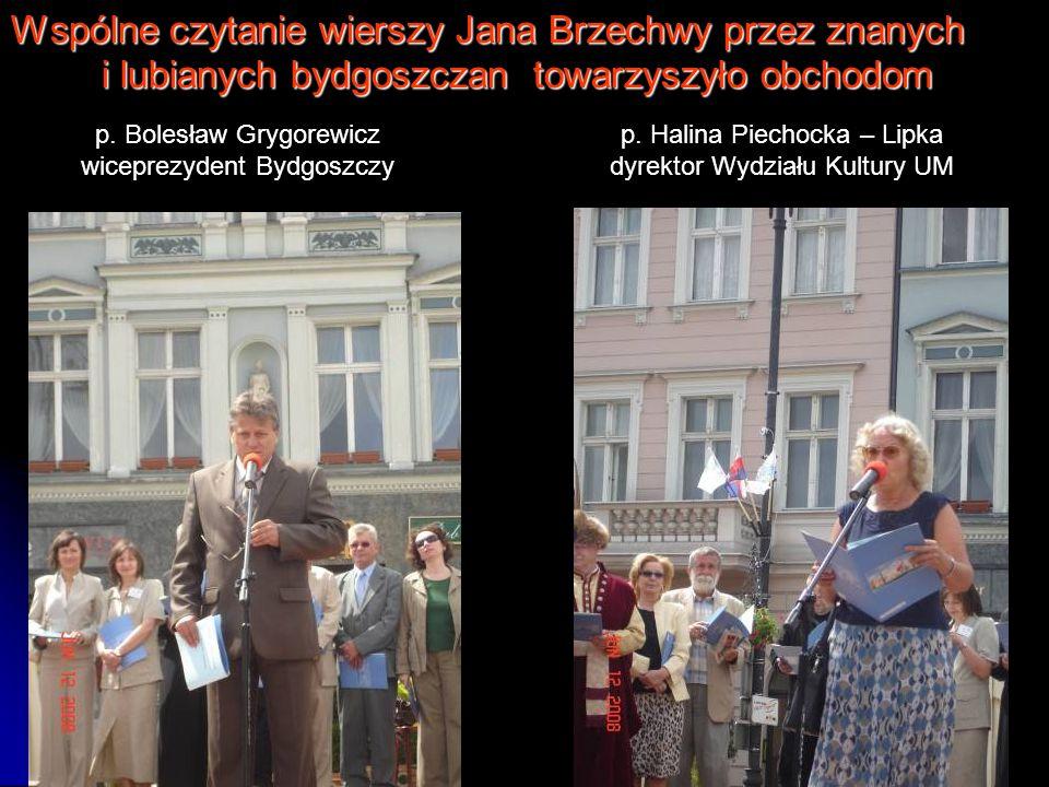 Wspólne czytanie wierszy Jana Brzechwy przez znanych