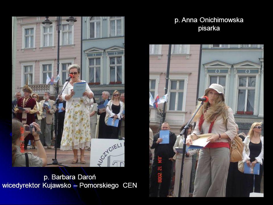 wicedyrektor Kujawsko – Pomorskiego CEN