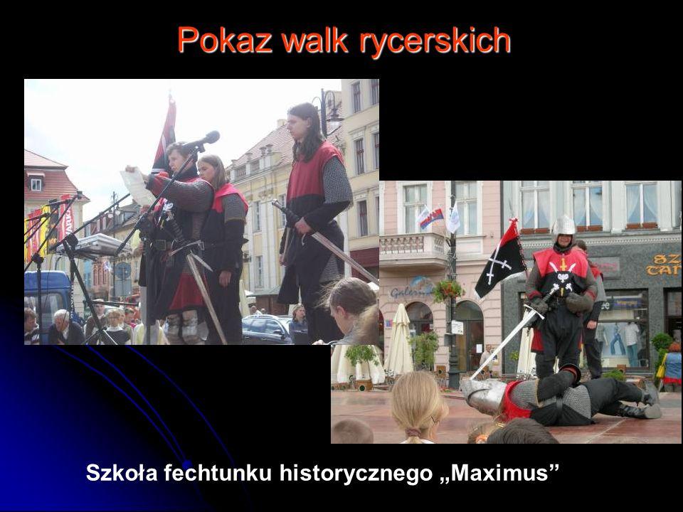 """Szkoła fechtunku historycznego """"Maximus"""