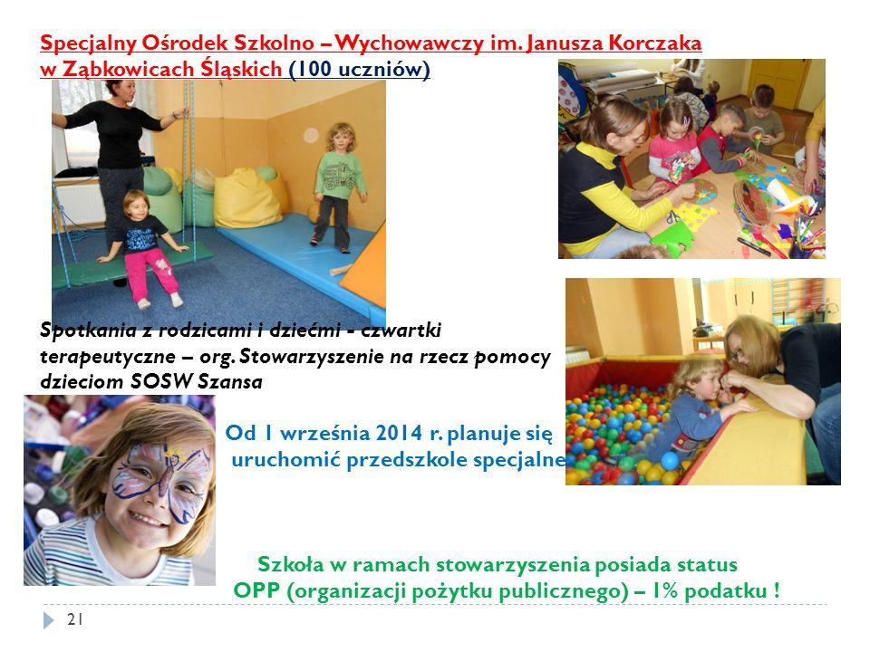Specjalny Ośrodek Szkolno – Wychowawczy im