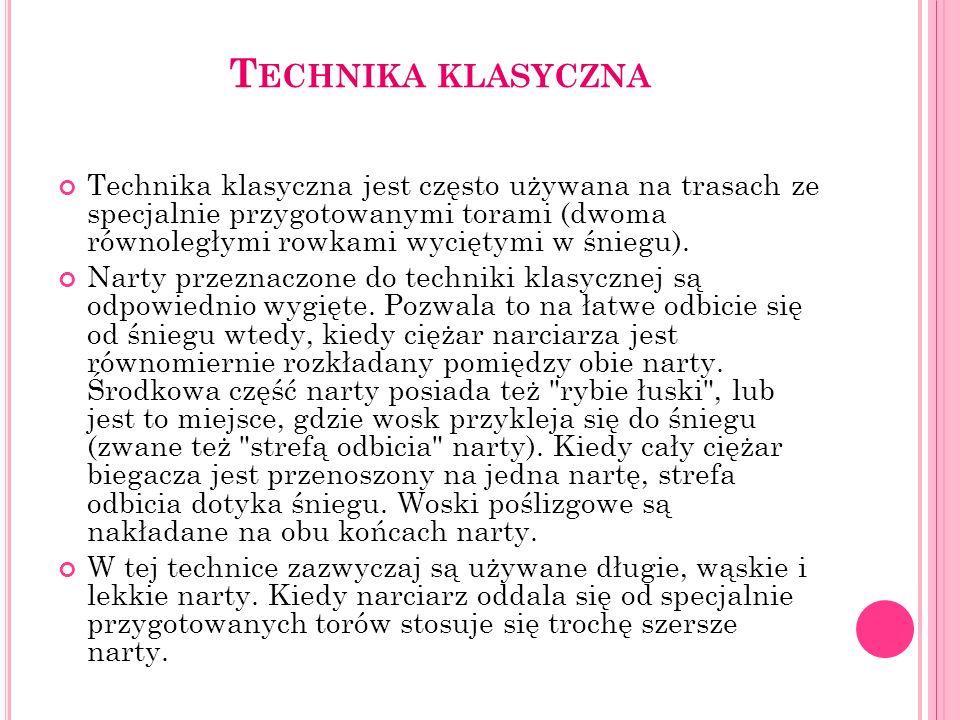 Technika klasyczna