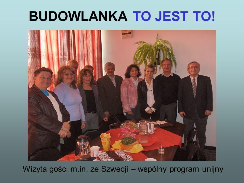 Wizyta gości m.in. ze Szwecji – wspólny program unijny