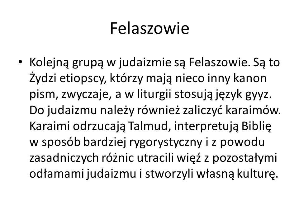 Felaszowie