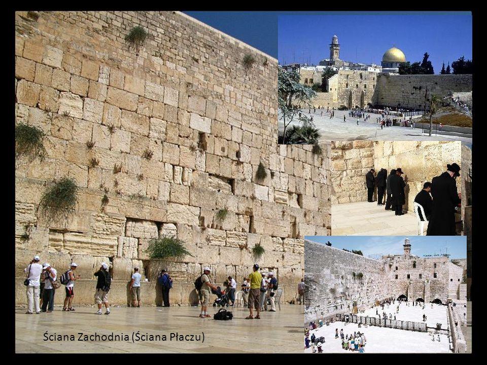 Ściana Zachodnia (Ściana Płaczu)