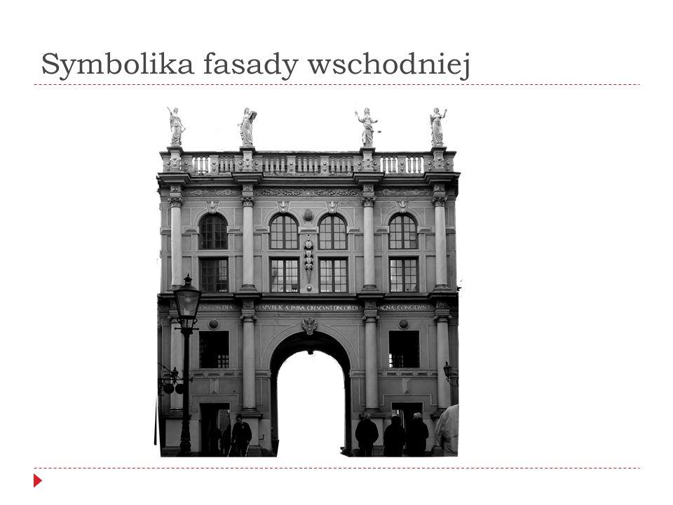 Symbolika fasady wschodniej