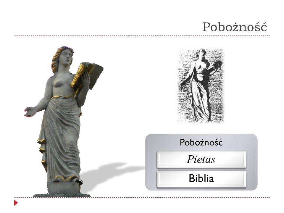 Pobożność Pobożność Pietas Biblia