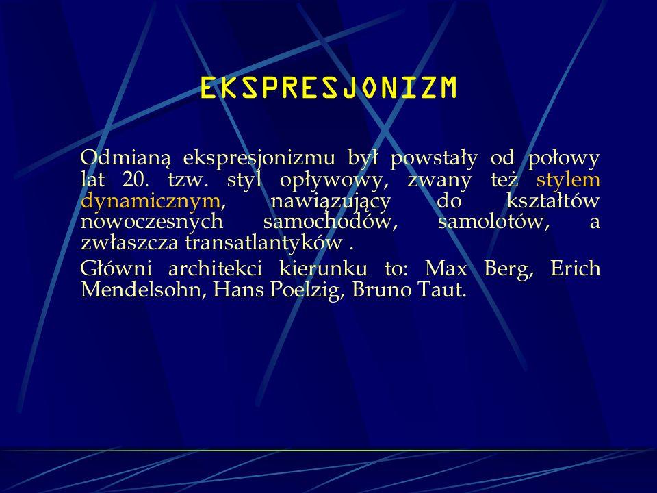 EKSPRESJONIZM