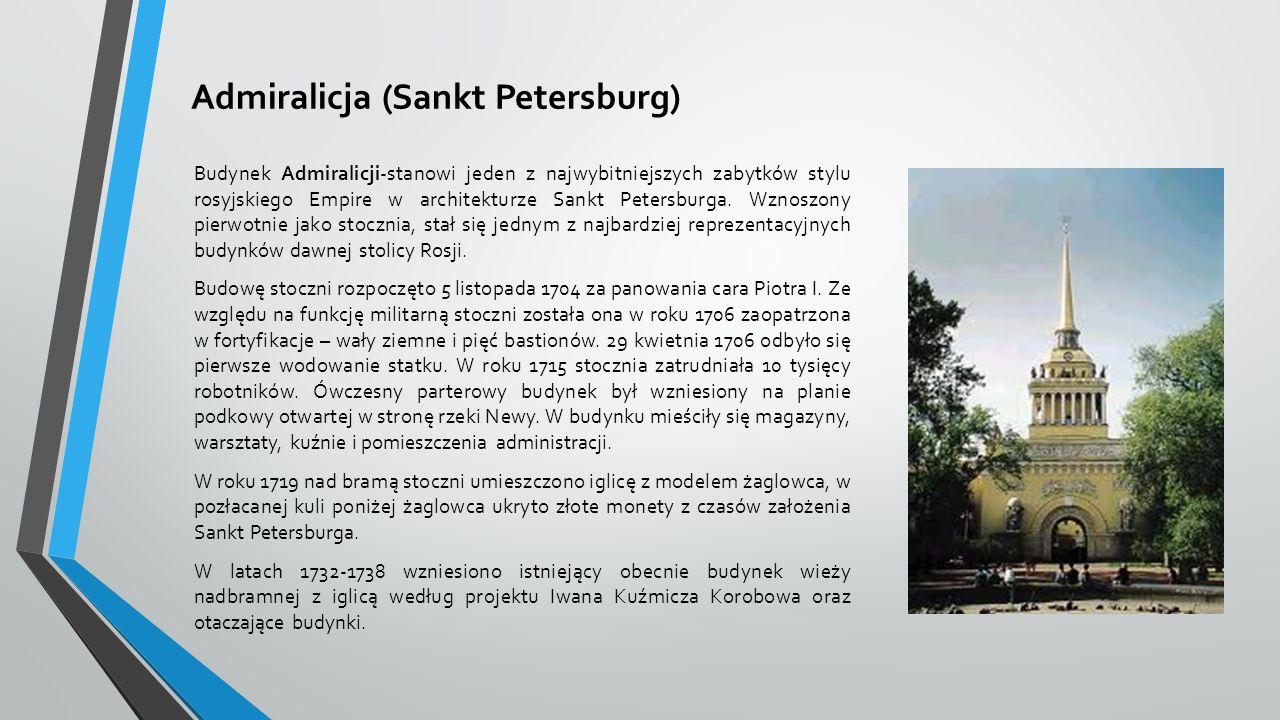 Admiralicja (Sankt Petersburg)