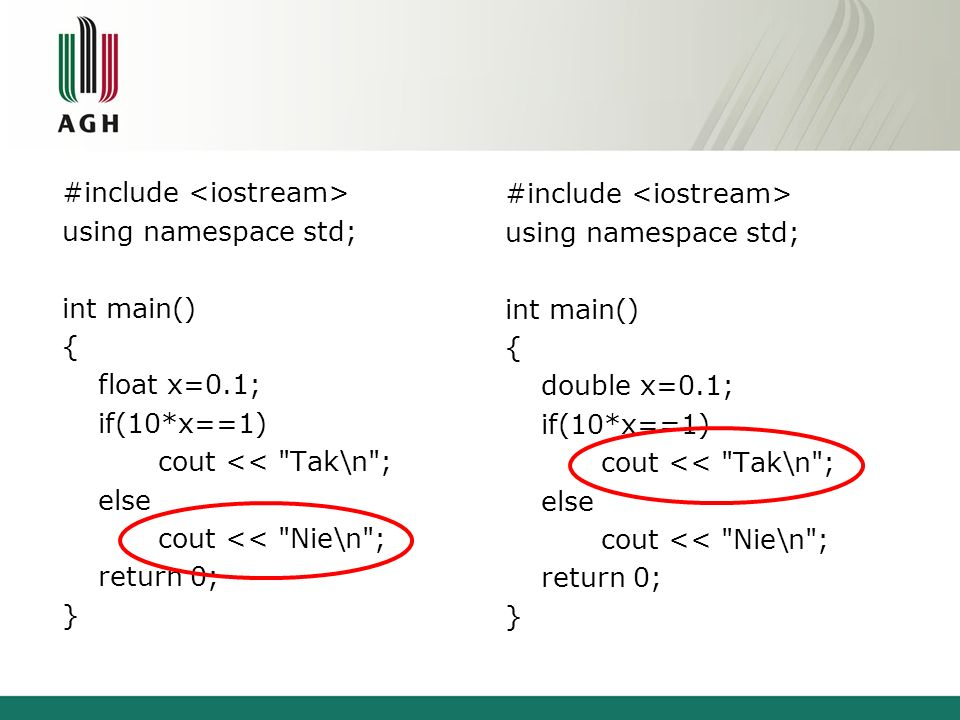 #include <iostream> using namespace std; int main() { float x=0