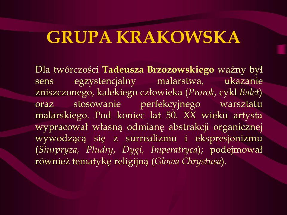 GRUPA KRAKOWSKA