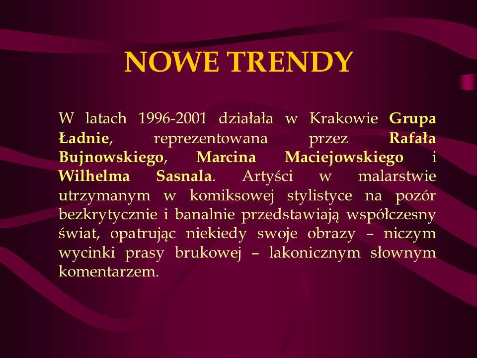 NOWE TRENDY