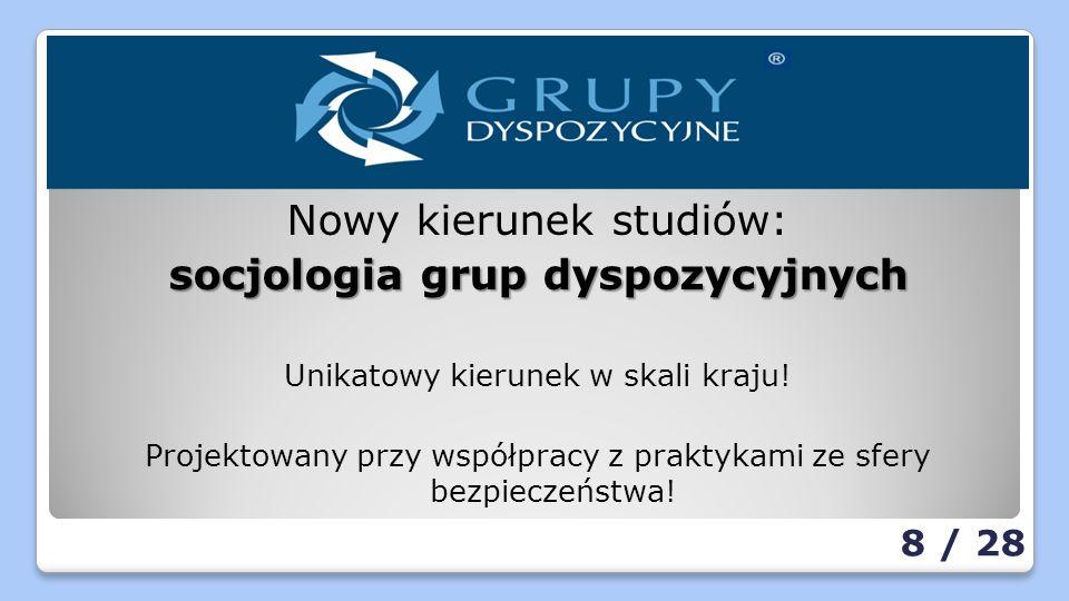 socjologia grup dyspozycyjnych