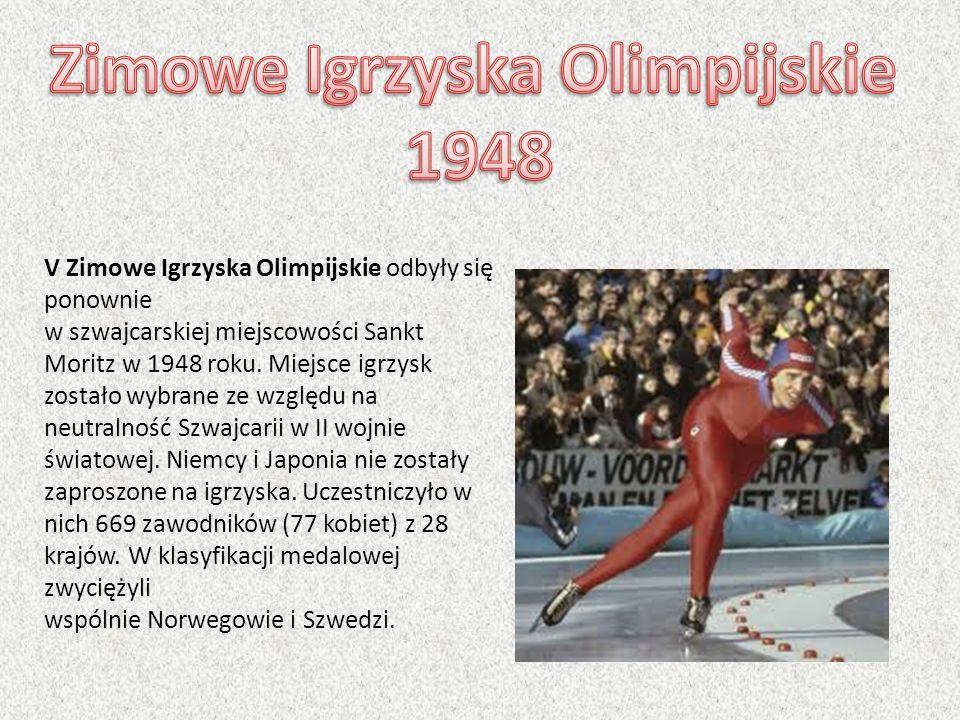 Zimowe Igrzyska Olimpijskie