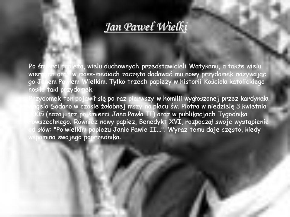 Jan Paweł Wielki