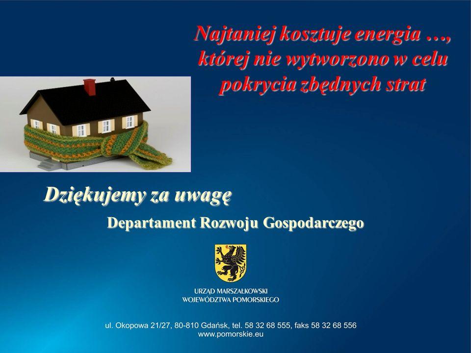 Departament Rozwoju Gospodarczego