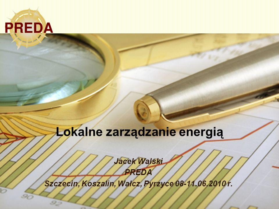 Lokalne zarządzanie energią