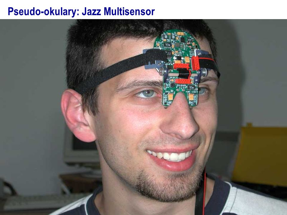 Pseudo-okulary: Jazz Multisensor