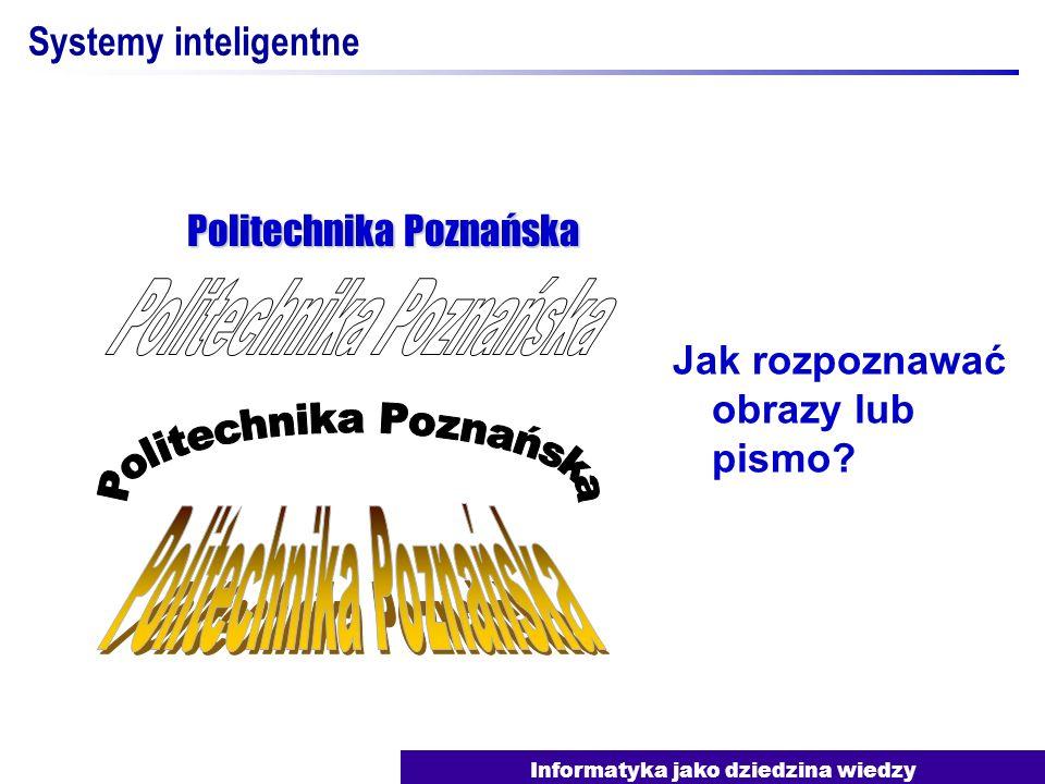 Politechnika Poznańska Politechnika Poznańska Politechnika Poznańska