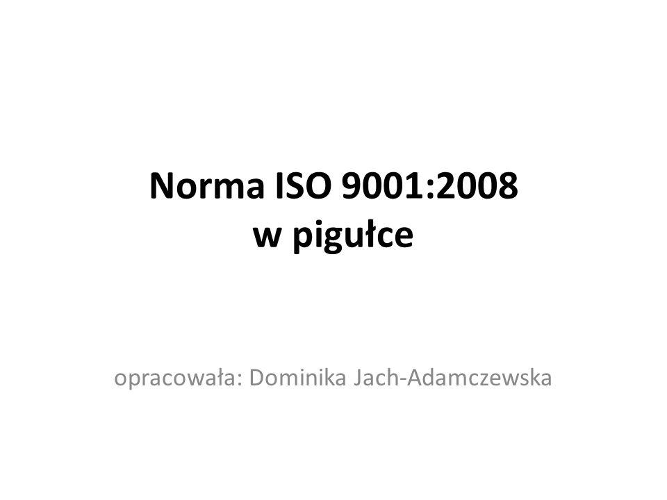opracowała: Dominika Jach-Adamczewska