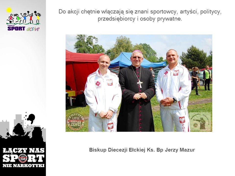 Biskup Diecezji Ełckiej Ks. Bp Jerzy Mazur