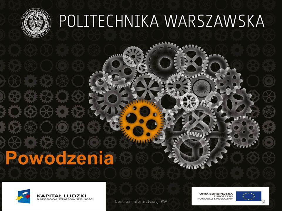 Centrum Informatyzacji PW