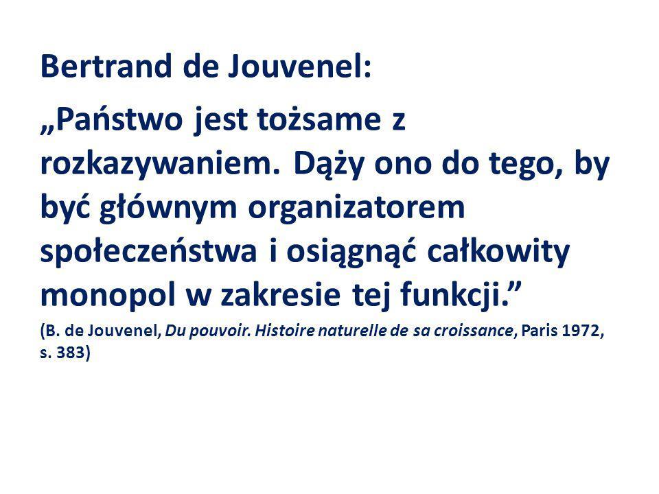 Bertrand de Jouvenel: