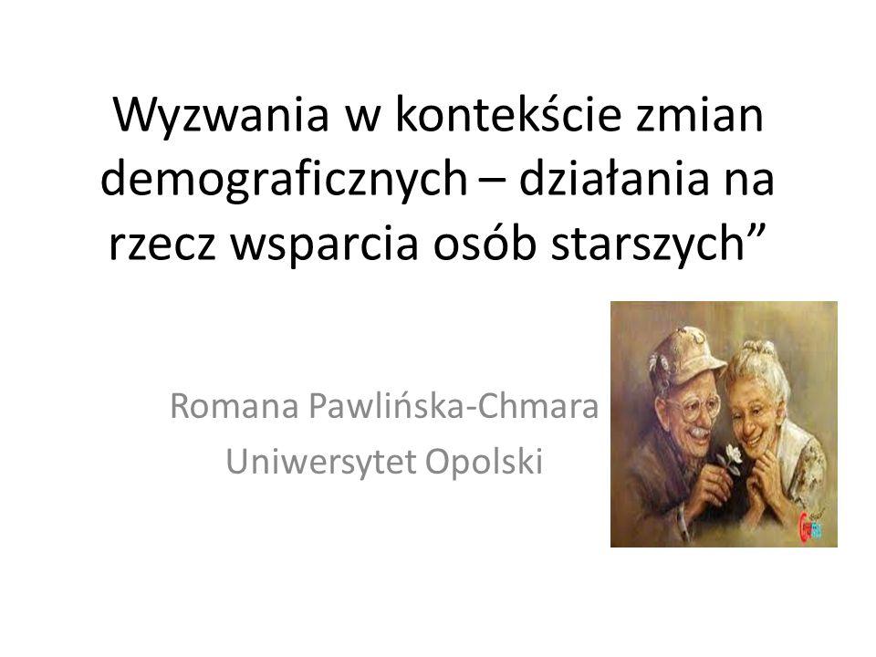 Romana Pawlińska-Chmara Uniwersytet Opolski