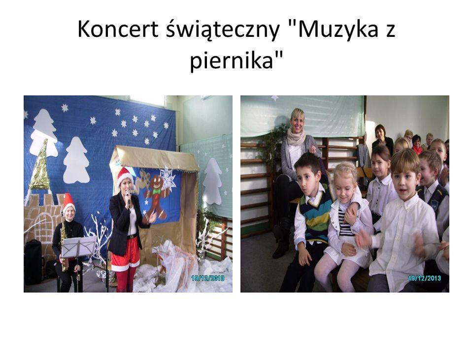Koncert świąteczny Muzyka z piernika