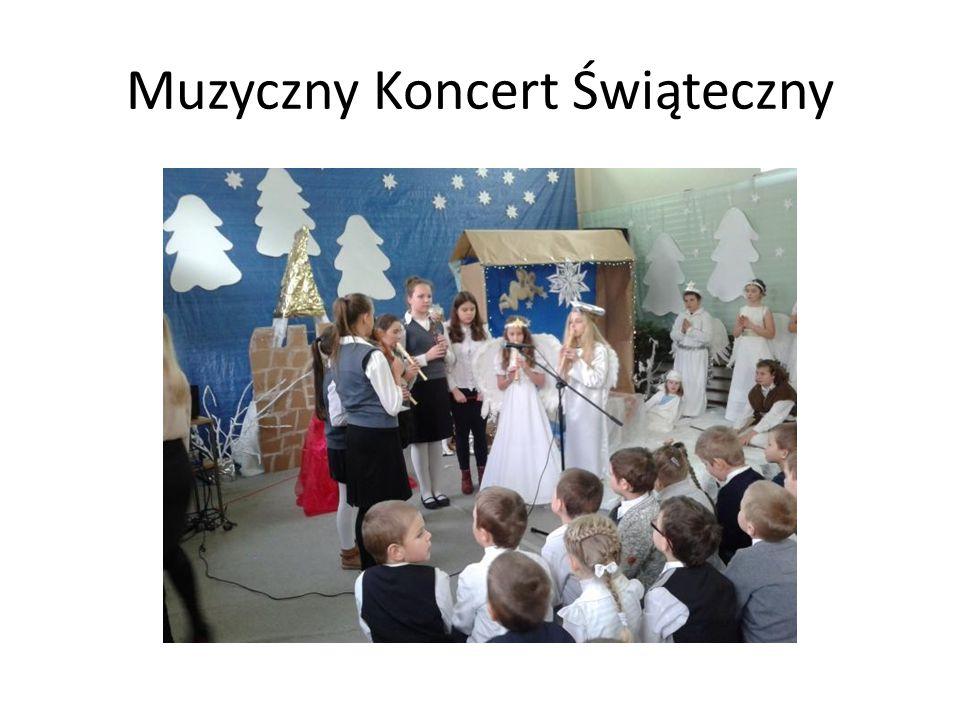 Muzyczny Koncert Świąteczny