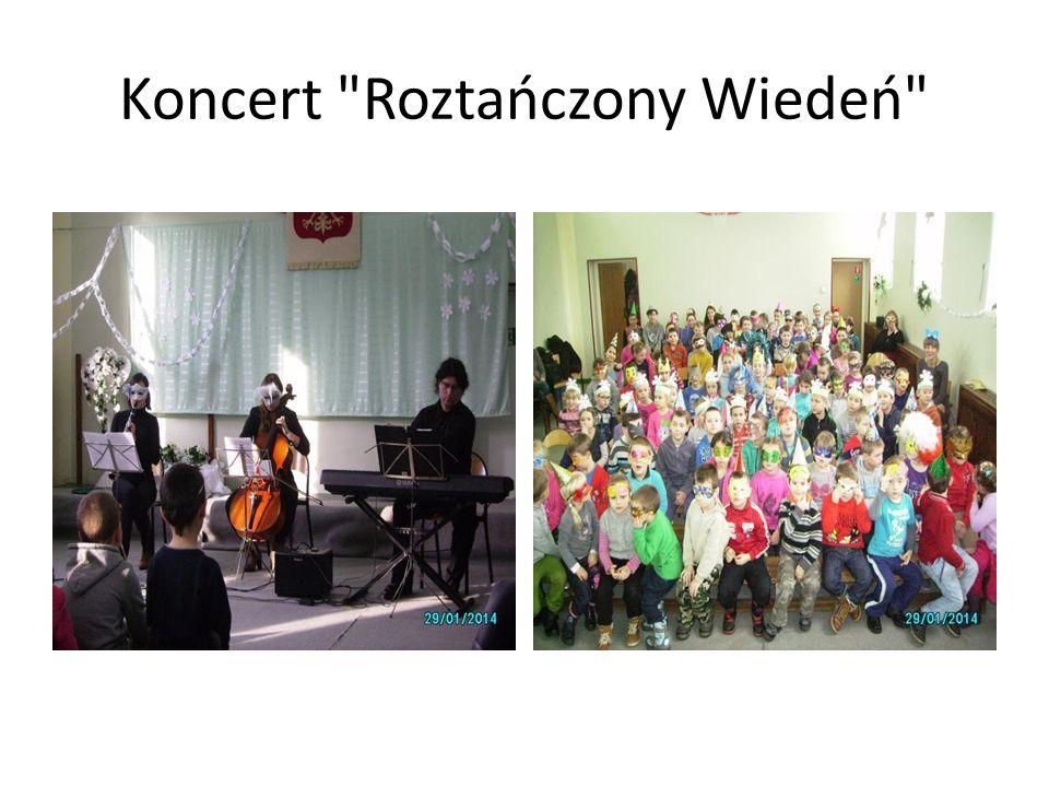 Koncert Roztańczony Wiedeń