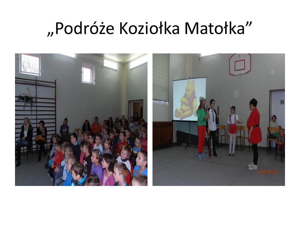 """""""Podróże Koziołka Matołka"""