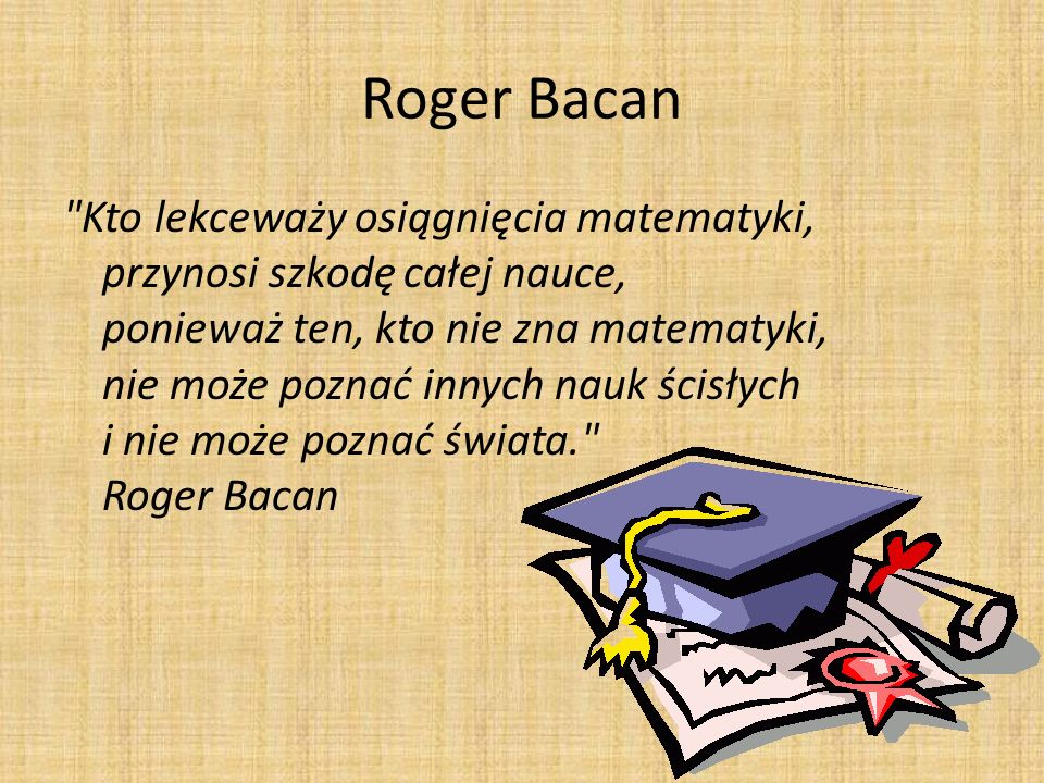 Roger Bacan