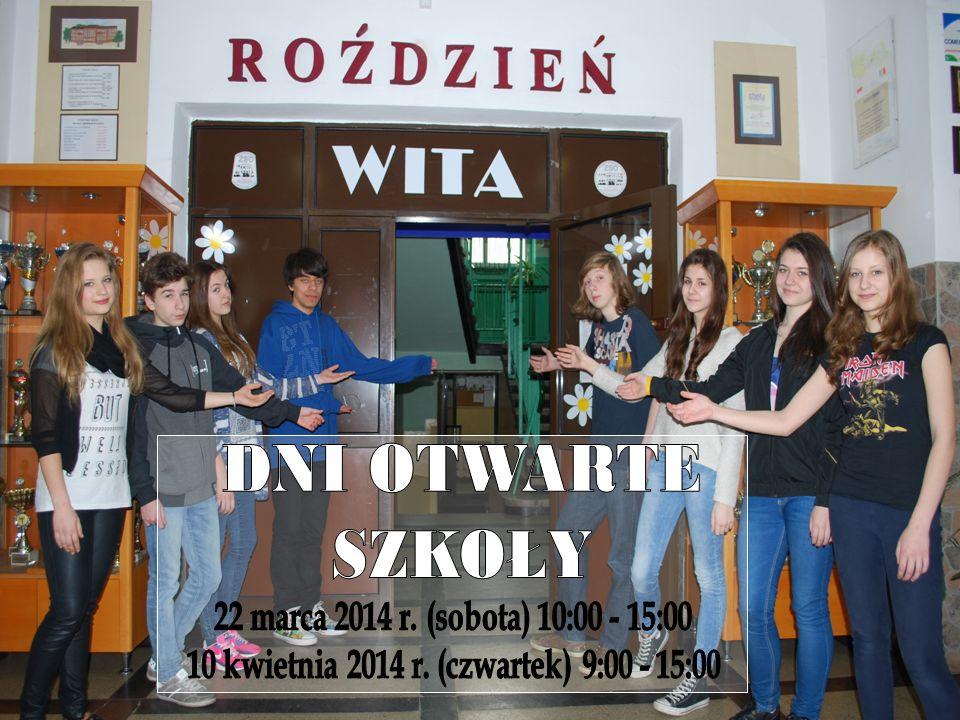 10 kwietnia 2014 r. (czwartek) 9:00 - 15:00