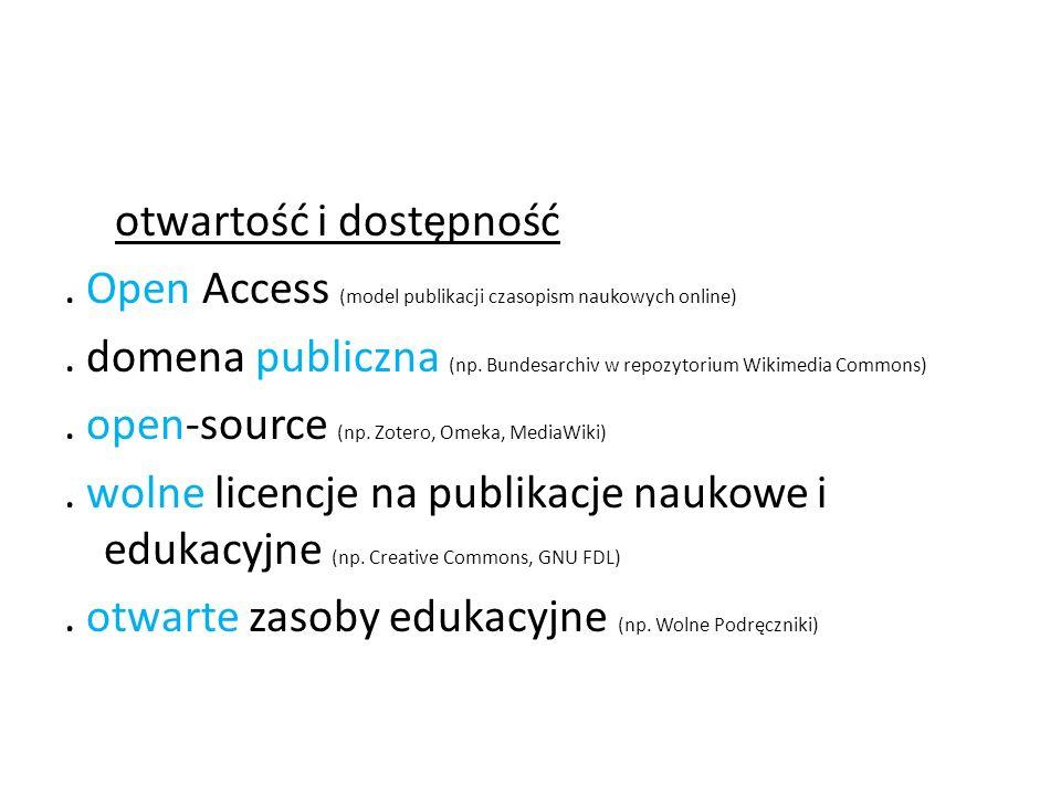 otwartość i dostępność