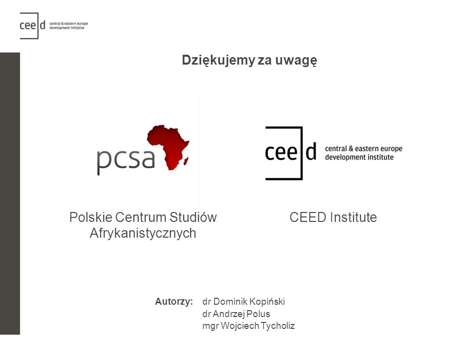 Polskie Centrum Studiów Afrykanistycznych