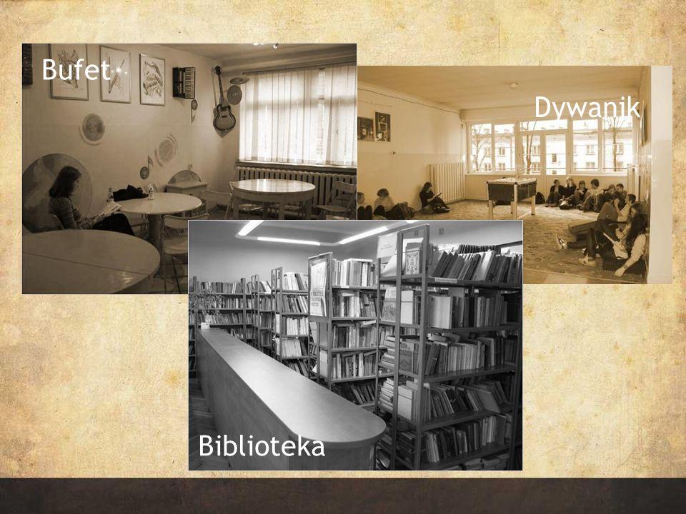 Bufet Dywanik Biblioteka