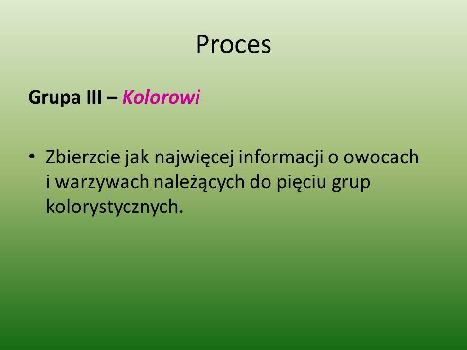 Proces Grupa III – Kolorowi