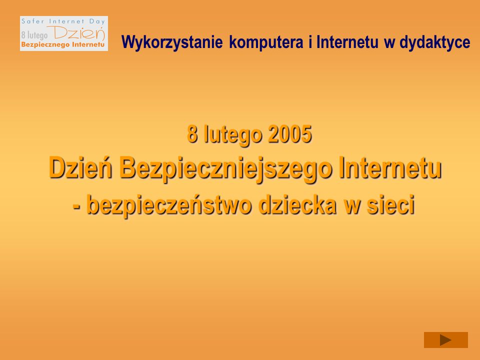Dzień Bezpieczniejszego Internetu
