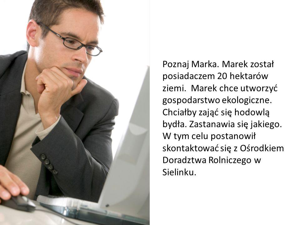 Poznaj Marka